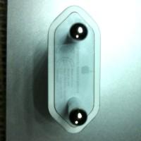 ORIGINAL WALL CHARGER IPOD/IPAD/IPHONE 4S/5/5s NANO/TOUCH/SHUFFLE