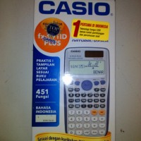 Kalkulator Fx-991 ID Plus