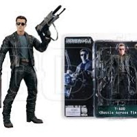 Terminator 2 JUDGMENT DAY T-800 Battle Across Time NECA
