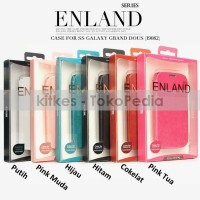 Samsung Galaxy Grand Duos I9082 Kalaideng Enland Leather Case
