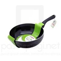 harga Shuma Eco-Safe ceramic coating Mini Wok 24cm Tokopedia.com