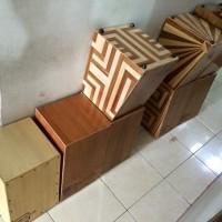 Kahon / Cajon Mini ( Drum Box )