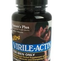8365B - Suplemen nutrisi vitamin mineral Nature Plus Ultra Virile Actin isi 60
