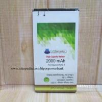 Hippo Baterai Asus Zenfone 4 (2000MAH)