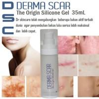 harga DSC Derma Scar Silicon Gel Penghilang Bekas Luka, Bopeng, Keloid Tokopedia.com