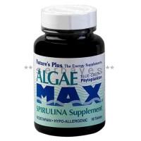 8304A - Suplemen nutrisi vitamin mineral Nature Plus Algae Max isi 90