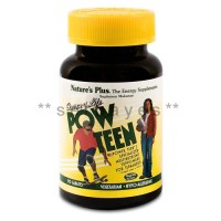 8342B - Suplemen nutrisi vitamin mineral Nature Plus Pow Teen isi 90