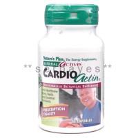 8318A - Suplemen nutrisi vitamin mineral Nature Plus Cardio Actin isi 60