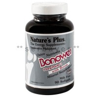 8315B - Suplemen nutrisi vitamin mineral Nature Plus Bonower isi 90