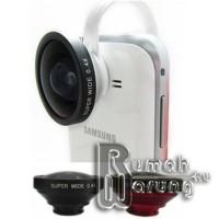 Jual Lensa SUPER WIDE 0.4x CLIP Universal Murah