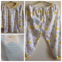 harga Setelan Piyama / Baju Tidur Anak Lengan + Celana Panjang, Halus Tokopedia.com