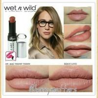 WET N WILD fergie lipstick - bebot love