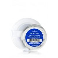 Fresh Linen (Scentportable Refill) Bath And Body Works ORI USA