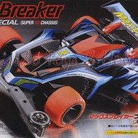 Tamiya #19618 Max Breaker Black Special (Super XX Chassis)