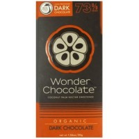 Wonder Chocolate Dark Choc 73% (Cokelat Organik)
