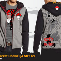 Susanoo Uchiha Warrior Jacket Hoodie (Naruto)