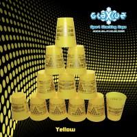 Glaxiuz Sport Stacking Yellow Cupz / Speed Cup Stacks (Kuning)