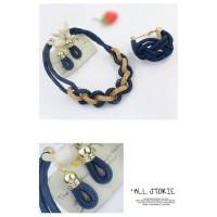 weavy jewelry set