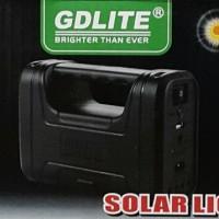 SOLAR SET GD 8017 ( 3LAMPU )
