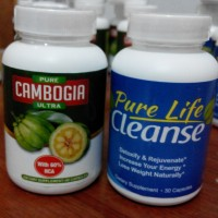 PAKET PURE - Cambogia Ultra + Life Cleanse