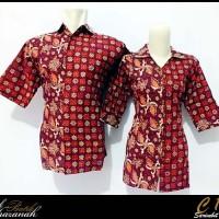 Batik Couple Blouse C144