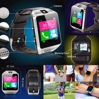 harga Smartwatch Gv08 Hitam - Android/iphone - Jamtangan Pintar Tokopedia.com