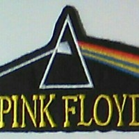 emblem / patch merchandise Band PINK FLOYD import