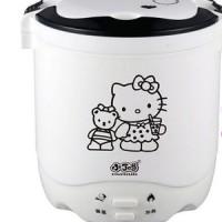 Mini Rice Cooker Karakter HK Hello Kitty
