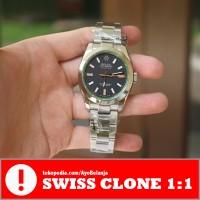 harga Rolex Milgauss Green Black - SWISS ETA 1:1 Tokopedia.com