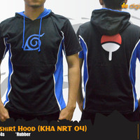 Uchiha T-shirt Hoodie (Naruto)