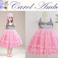 Mardi Amber Carol Grey-Pink