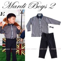 Mardi Boys 2 ~ (E) Black