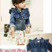 Jacket Lil Rose ~ B (Girl)