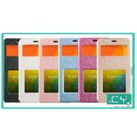 Taff Leather Flip Window Case for Xiaomi Redmi 2 color image