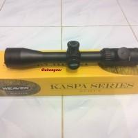 Weaver Kaspa 3-12x44 TBX ILL (ORI)
