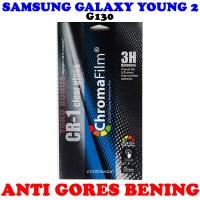 Antigores Samsung Galaxy Young 2 G130 Bening Costanza Anti Gores CR 1