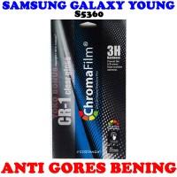 Antigores Samsung Galaxy Young S5360 Bening Costanza Anti Gores CR 1