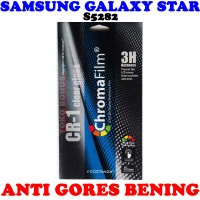 Antigores Samsung Galaxy Star S5282 Bening Costanza Anti Gores Cr 1