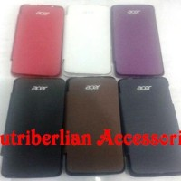 Acer Liquid Z4 Flip Cover (casing /flip Case / Book Case Acer Z4)