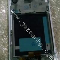 Lcd Touchscreen Frame LG G2 D802 White