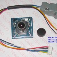 VC0706 SERIAL CAMERA MODULE FOR ARDUINO, RASPBERRY PI, DLL
