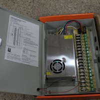 harga Power Supply Cctv 20a Box Panel With Fan Tokopedia.com