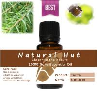 100% PURE ESSENTIAL OIL (TEA TREE) - 10ml
