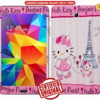 harga Garskin Samsung Tab 4 7inch Original - Hello Kitty Paris Tokopedia.com