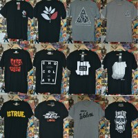 kaos skate plan b, magenta, undefeated, mighty healthy, chocolate, rbw
