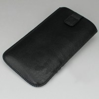 PU Leather Pull Tab Pouch Case Sleeve Cover Nokia Lumia 1320