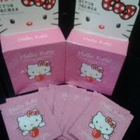 Masker Lumpur Hello Kitty