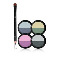 E.L.F Essentials 5 Piece Duo Eyeshadow Collection