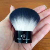 E.L.F Studio Kabuki Face Brush / ELF / eyes lips face cosmetics / ELF