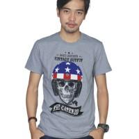 Kaos Distro Pria Bandung Vintage Outpit ORIGINAL